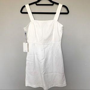 ARITZIA WILFRED White Espace Rosemond Dress